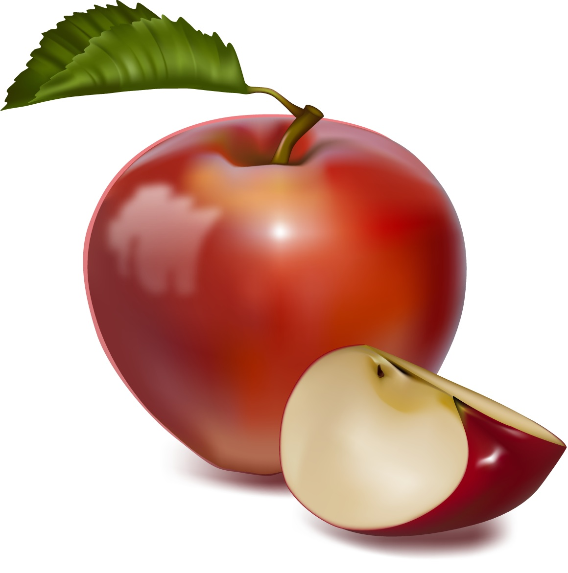 View apple_2a.jpg Clipart - Free Nutrition and Healthy ...