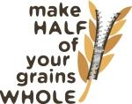 Make half of your grains whole