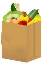 Grocery_Bag.jpg - Grocery, groceries, Bag, fruit, veg