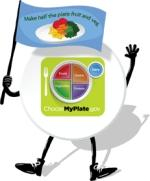 MyPlate flag