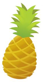 Pinapple1.jpg - Pineapple, fruit, exotic