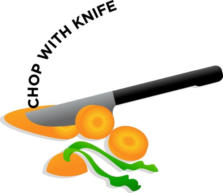 View 1304 Chop Jpg Clipart Free Nutrition And Healthy
