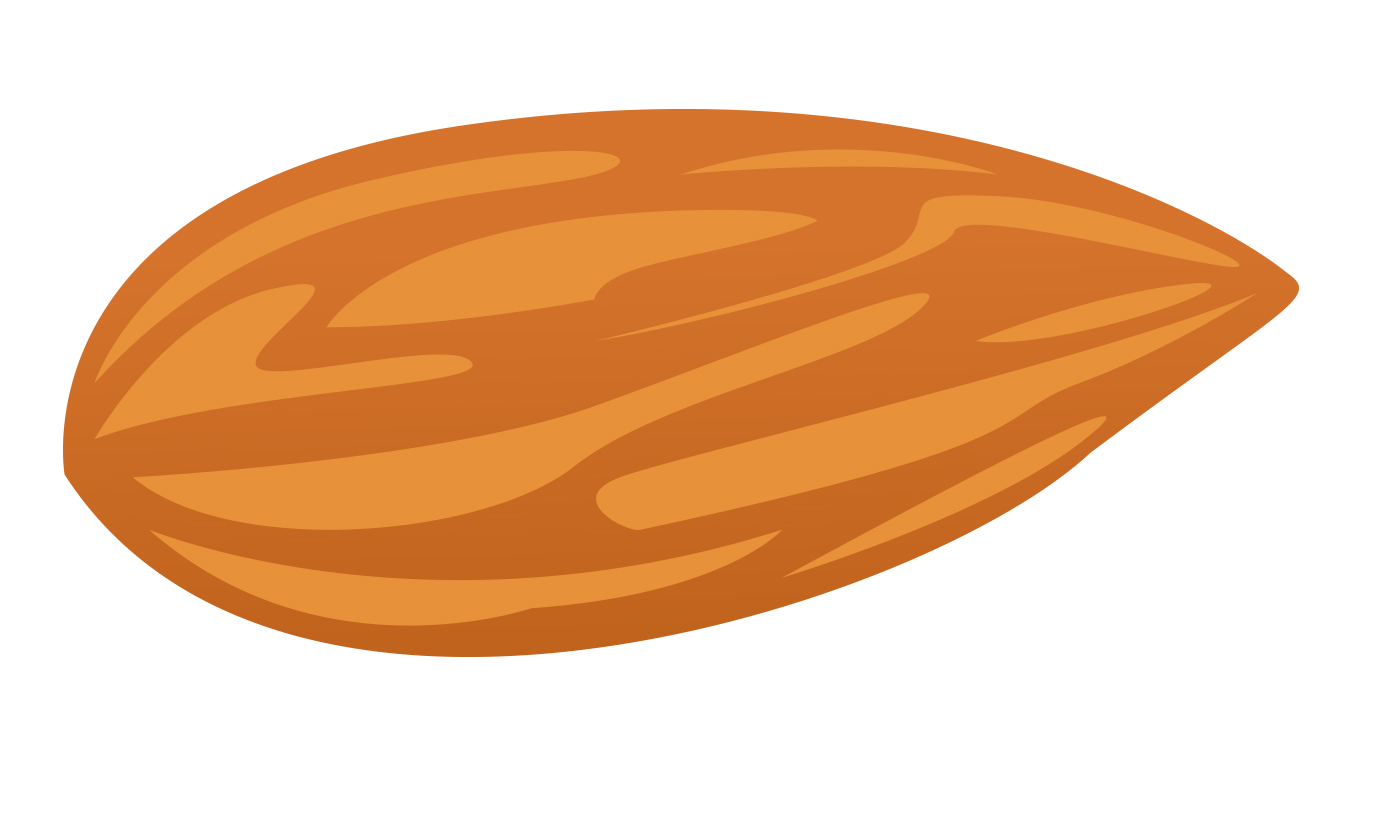 View Almond.jpg Clipart - Free Nutrition and Healthy Food Clipart