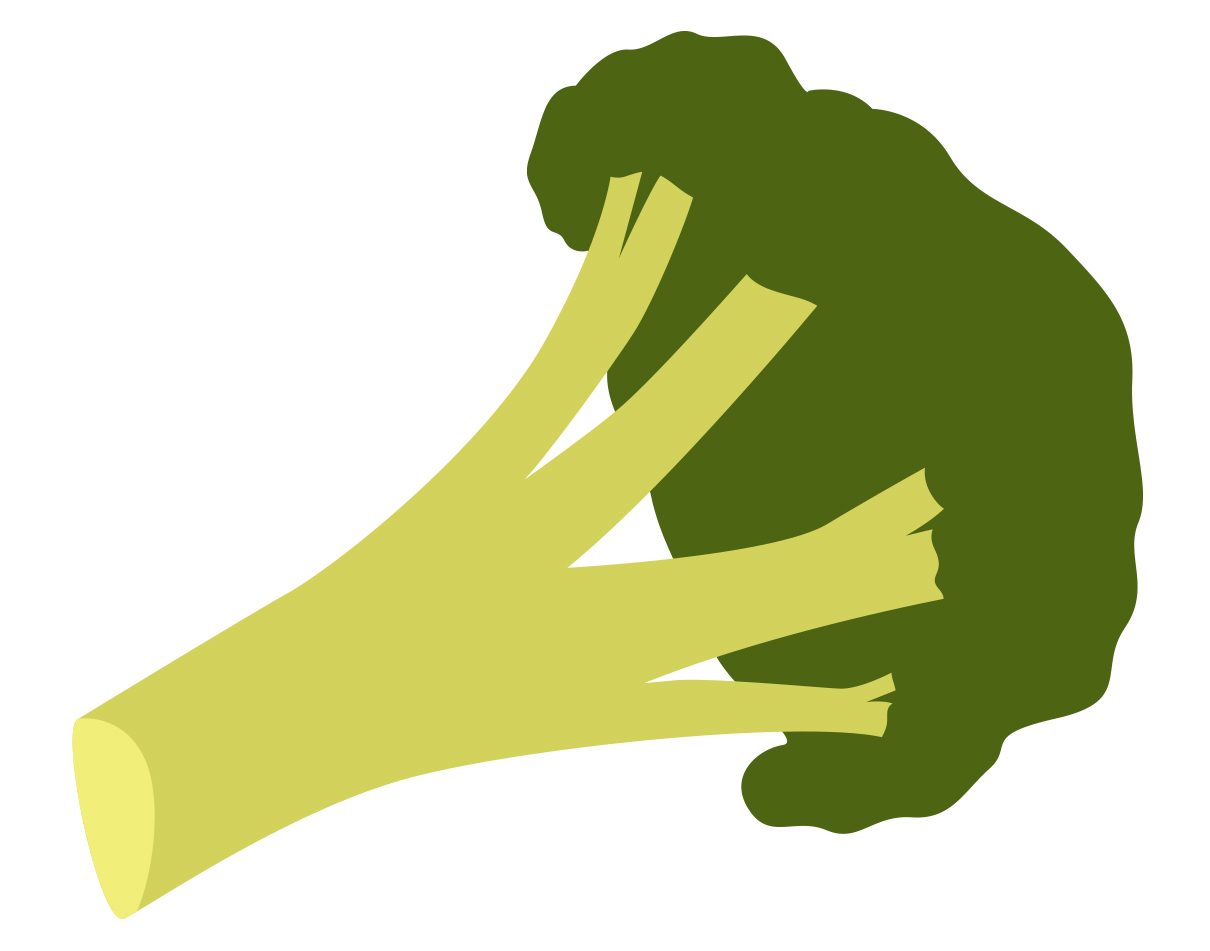 View Brocoli.jpg Clipart - Free Nutrition and Healthy Food Clipart