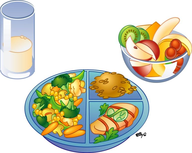 View Balancedmeal Jpg Clipart Free Nutrition And Healthy