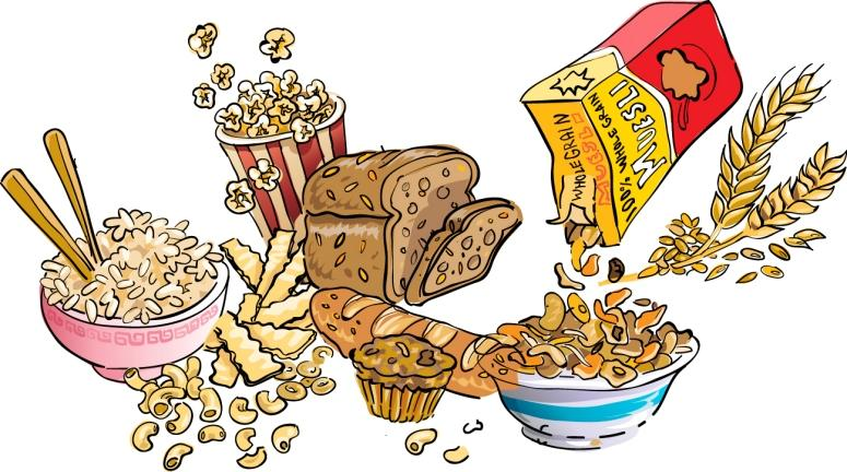 View whole_grains.jpg Clipart - Free Nutrition and Healthy ...