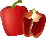 Bell_Pepper.png - Bell, Pepper, sliced