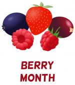 Berry_Month.jpg - Berry Month, July, Berries, Blueber