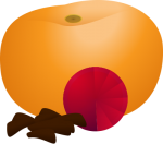 Christmas_Satsuma.png - Christmas, December, Satsuma, Fruit