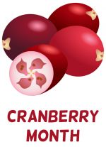Cranberry_Month.jpg - National Cranberry Month, Cranberry
