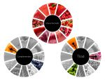Food_Colour_wheels.jpg - Food, Color wheel, theory, fruit, v