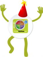 MyPlate_Birthday_Hat.jpg - Myplate, birthday, party, hat, danc