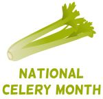 National_Celery_Month.jpg - Celery, National Celery Month, Vege