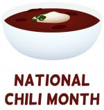 National_Chili_Month.jpg - National Chili Month, Chili, octobe