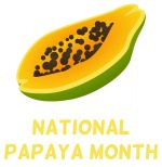 Papaya_Month.jpg - Papaya Month, Papaya, fruit, Septem
